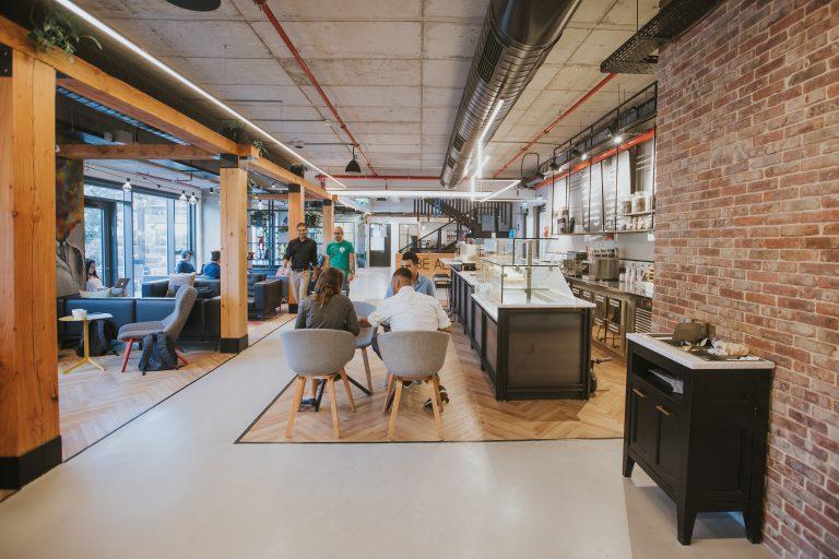 חללי עבודה בתל אביב, חמשת מתחמי עבודה חדשים בתל אביב לשנת 2019 שאתם חייבים להכיר, ספייסנטר, ספייסנטר