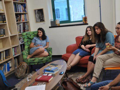 המכתבה - HaMichtava - חלל עבודה בירושלים