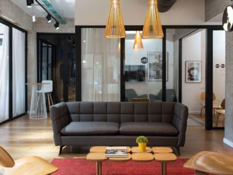מיט אין פלייס - Meet in Place - חלל עבודה בתל אביב
