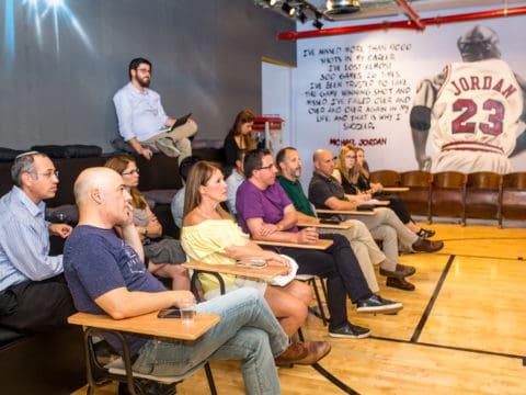 מרקספייס רמת החייל - Merkspace Ramat Hachayal - חלל עבודה בתל אביב
