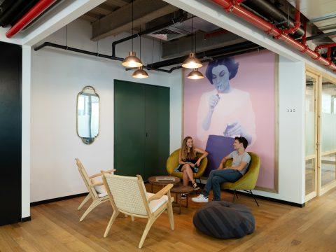 מיינדספייס רוטשילד - MINDSPACE Rotschild - חלל עבודה בתל אביב