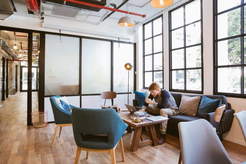 SPacenter.co .il ווי וורק דובנוב תל אביב WEWORK Dubnov Tel Aviv 1