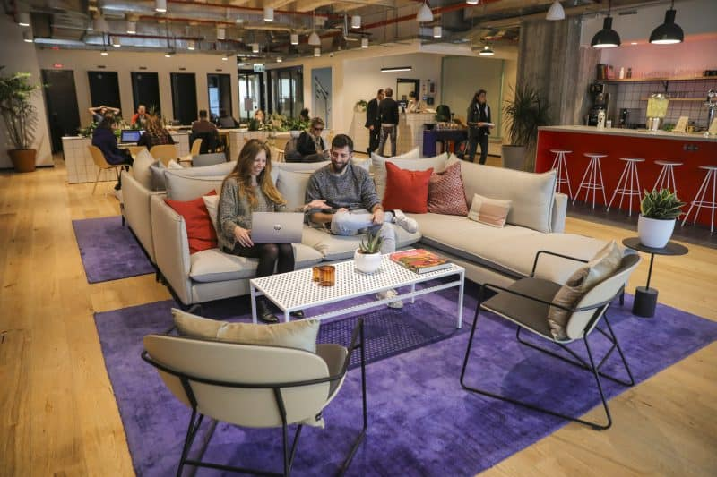 SPacenter.co .il ווי וורק קינג גורג ירושלים WEWORK King George Jerusalem 1 1