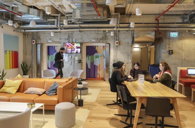 SPacenter.co .il ווי וורק קינג גורג ירושלים WEWORK King George Jerusalem 3 1