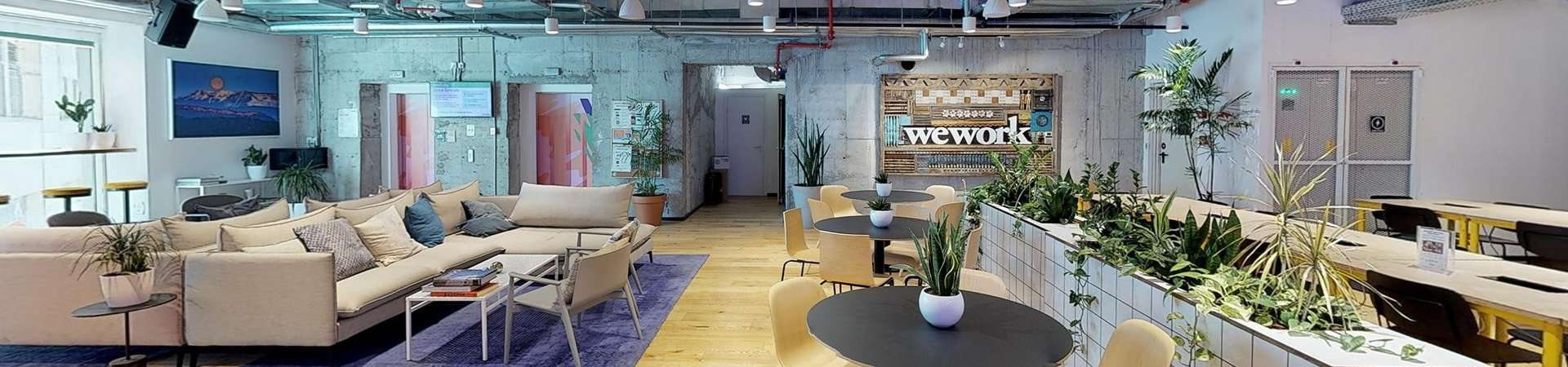 WeWork King George 20 cover