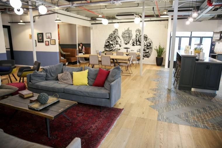 WeWork London Ministore Tel Aviv ווי וורק לונדון מיניסטור תל אביב 4