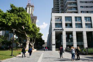 WeWork תל אביב – רשימת סניפים ומחירים