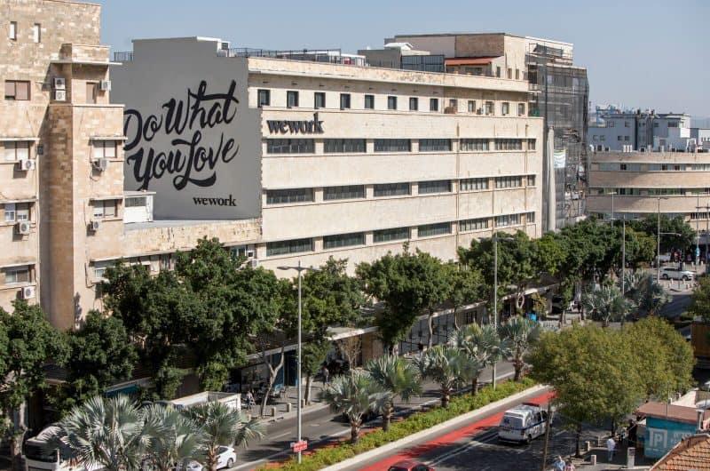 www.spacenter.co .il ווי וורק דאונטאון חיפה WEWORK Downtown Haifa 1