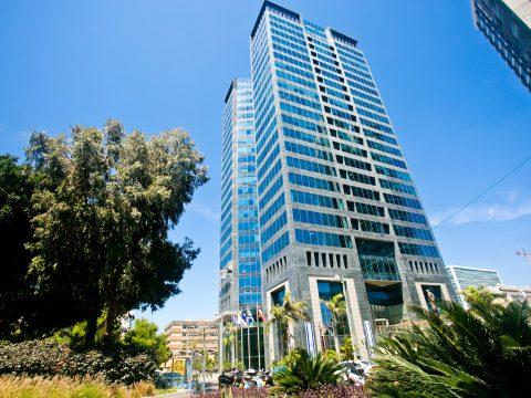 ריג'ס תל אביב, מגדל המוזיאון - Regus Tel Aviv, Museum Tower - חלל עבודה בתל אביב