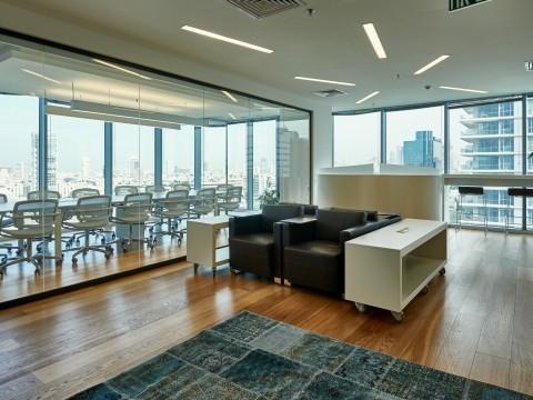 ריג'ס תל אביב רוטשילד - Regus Tel Aviv Rothschild - חלל עבודה בתל אביב