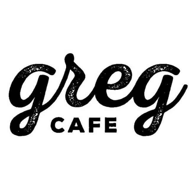 greg cafe logo