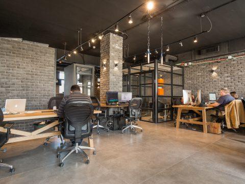 המרחב היצירתי - The Creative Space - חלל עבודה בירושלים