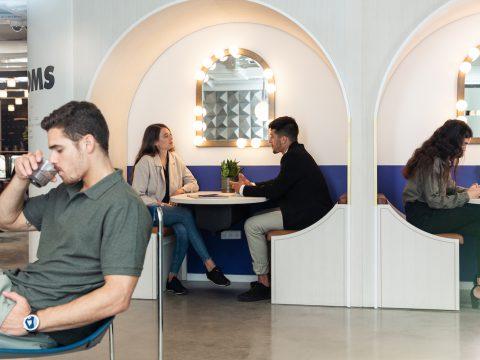 רומס בגין תל אביב - ROOMS Begin Tel Aviv - חלל עבודה בתל אביב