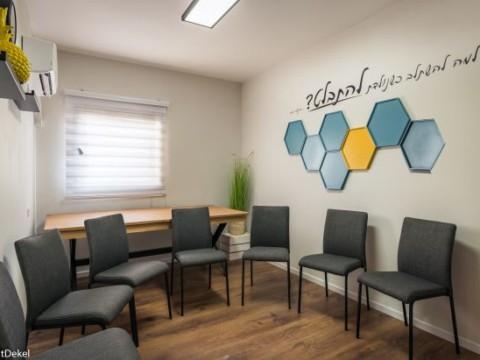 חלל עבודה מחוברים קליניקות חדרי טיפול ומשרדים 5