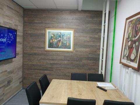 אלונספייס - AlonSpace - חלל עבודה בתל אביב