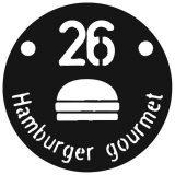 26 המבורגר גורמה לוגו