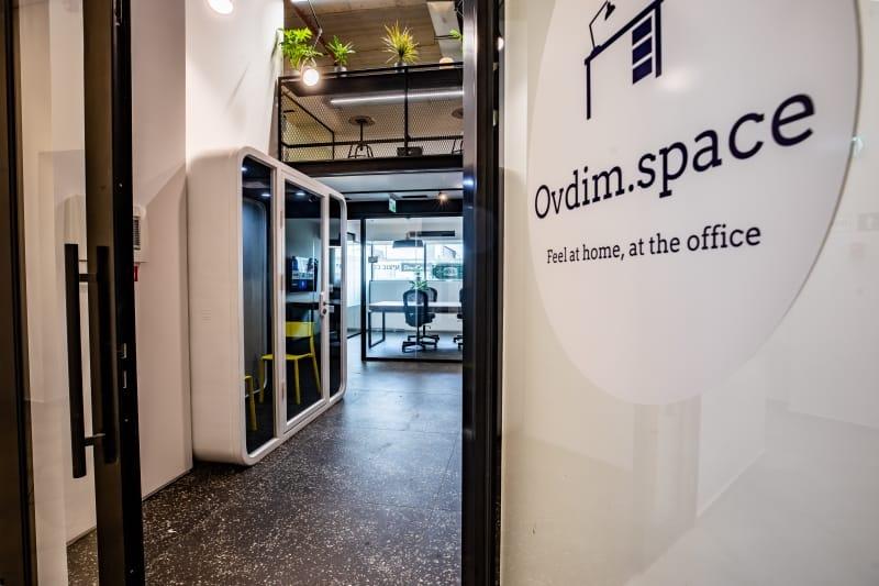 Spacenter Ovdim Space עובדים ספייס נתניה 1
