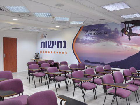 או.אס כיתות - OS Class - חלל עבודה בתל אביב