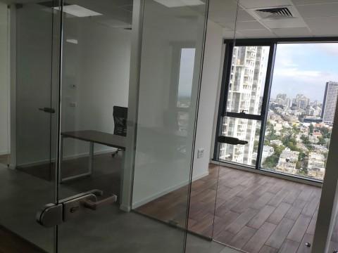 מגדלי אלון תל אביב - Alon Towers Tel Aviv - חלל עבודה בתל אביב יפו
