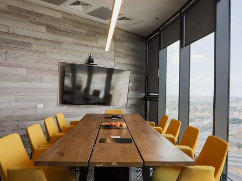 sarona space kfar saba meeting room