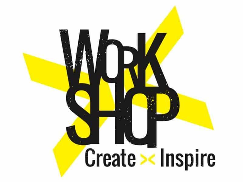 לוגו וורקשופ חלל עבודה