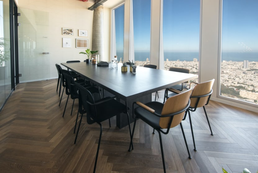 LABS Tel Aviv לאבס תל אביב חדר ישיבות ספייסנטר 18